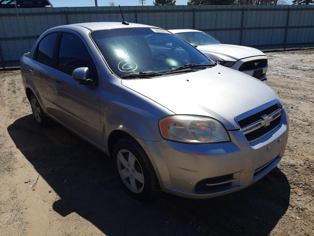 Salvage cars for sale from Copart Conway, AR: 2009 Chevrolet Aveo LS
