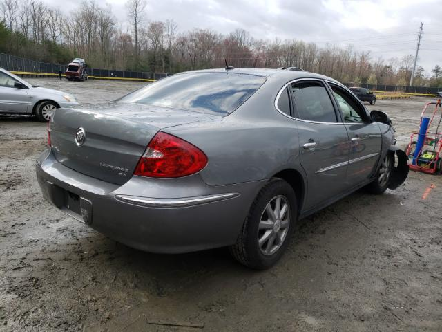 2009 BUICK LACROSSE C - Right Rear View