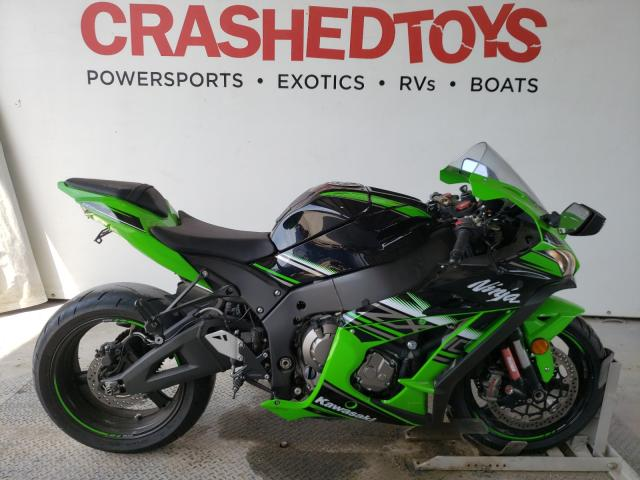 2016 Kawasaki ZX1000 R for sale in Riverview, FL
