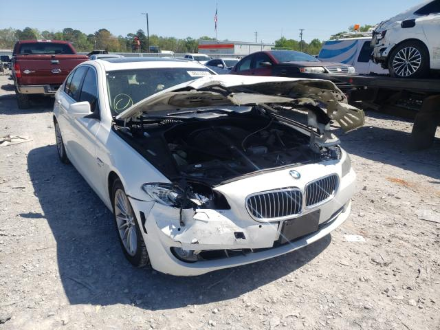 Salvage cars for sale from Copart Montgomery, AL: 2011 BMW 535 XI