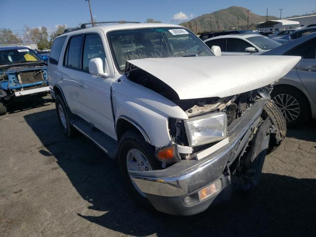 Salvage cars for sale from Copart Colton, CA: 2001 Toyota 4runner SR