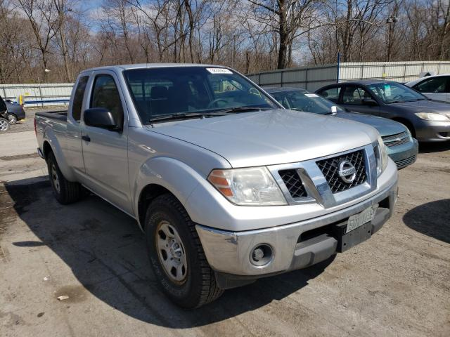 Salvage cars for sale from Copart Ellwood City, PA: 2009 Nissan Frontier K