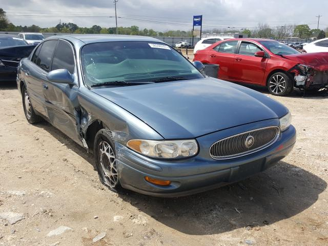 Salvage cars for sale from Copart Newton, AL: 2000 Buick Lesabre LI