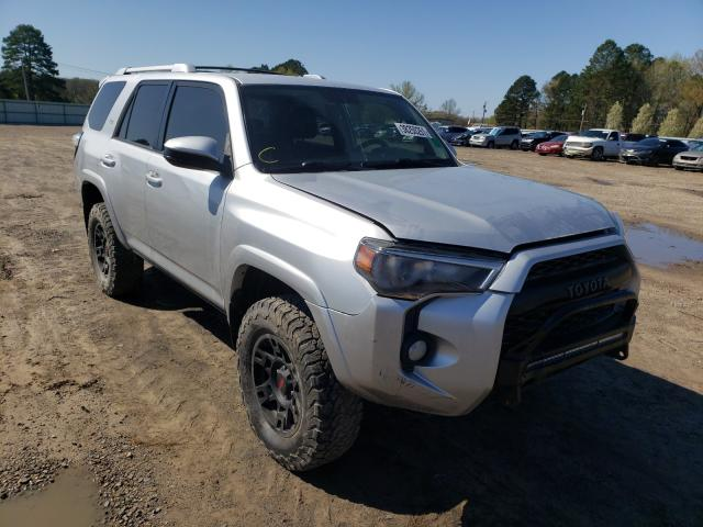 Salvage cars for sale from Copart Conway, AR: 2016 Toyota 4runner SR