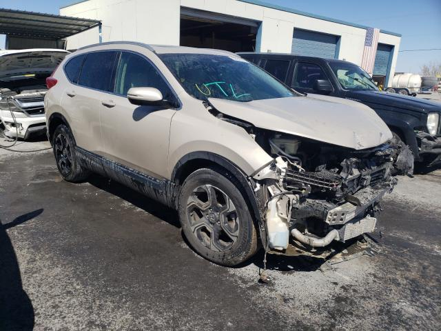 2019 Honda CR-V Touring for sale in Anthony, TX