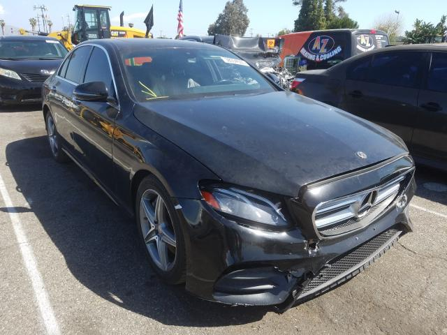 Vehiculos salvage en venta de Copart Van Nuys, CA: 2017 Mercedes-Benz E 300