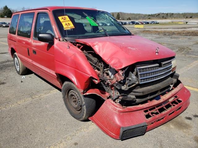 Plymouth salvage cars for sale: 1995 Plymouth Voyager