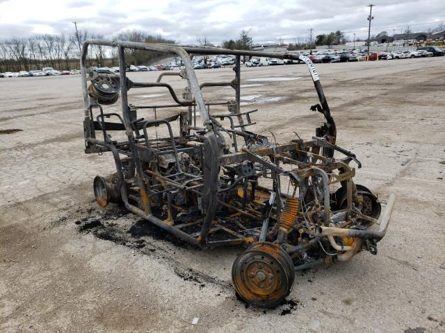 Salvage cars for sale from Copart Lexington, KY: 2020 Yamaha YXF850