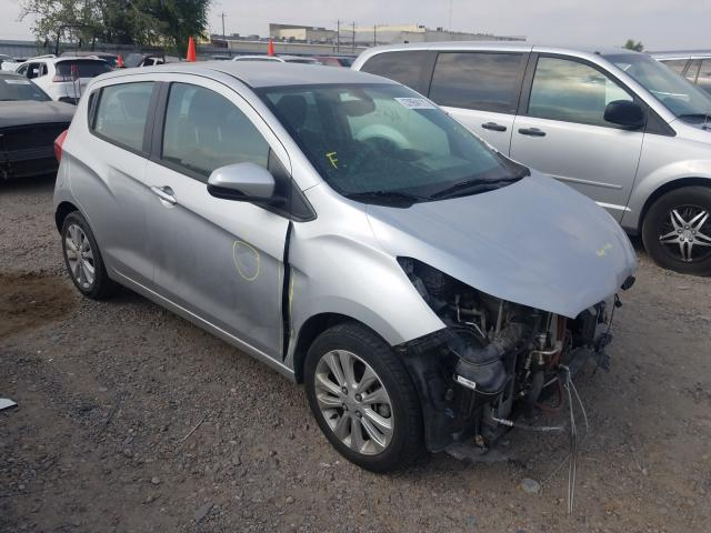 Salvage cars for sale from Copart Mercedes, TX: 2016 Chevrolet Spark 1LT