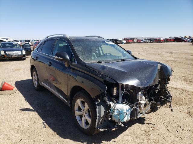 Salvage cars for sale from Copart Amarillo, TX: 2013 Lexus RX 350 Base