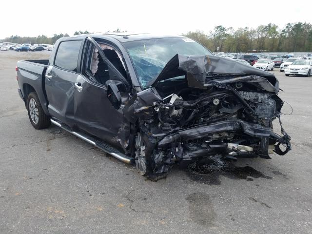 Salvage cars for sale at Eight Mile, AL auction: 2014 Toyota Tundra CRE
