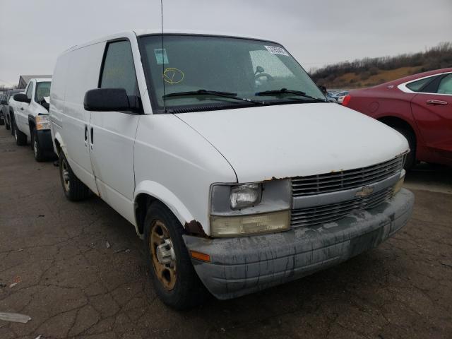 Chevrolet Astro salvage cars for sale: 2005 Chevrolet Astro