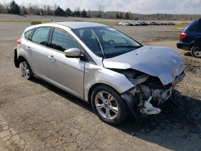 Salvage cars for sale from Copart Concord, NC: 2013 Ford Focus SE