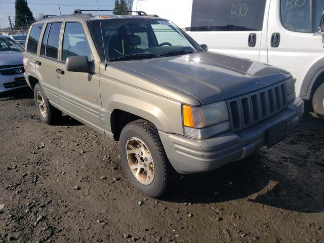 1996 Jeep Grand Cherokee en venta en Eugene, OR