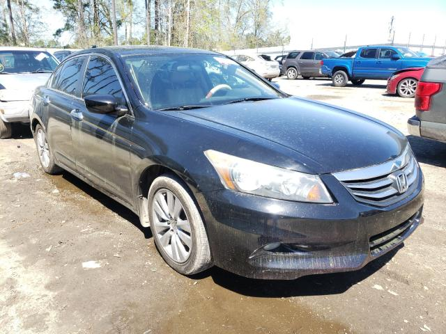 Salvage cars for sale at Harleyville, SC auction: 2012 Honda Accord EX