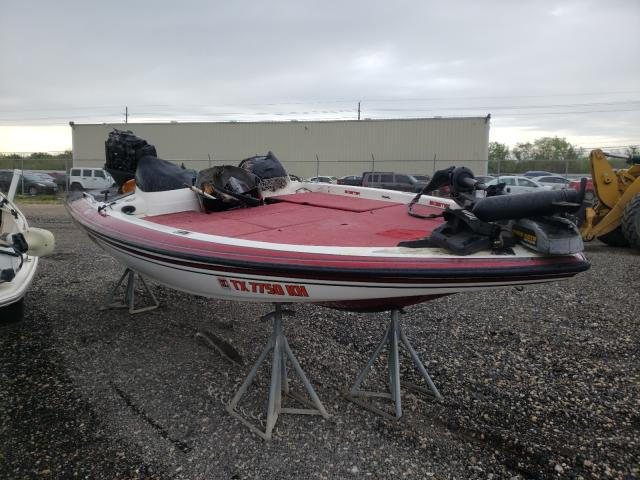 Salvage cars for sale from Copart Houston, TX: 2005 Skeeter Boat