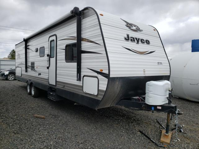 Salvage cars for sale from Copart Airway Heights, WA: 2018 Jayco JAY Flight