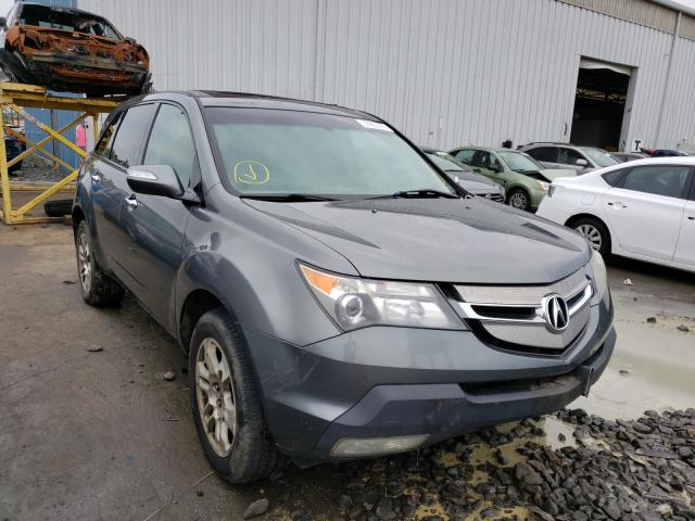 2008 Acura MDX for sale in Windsor, NJ