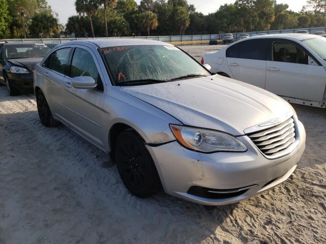 Chrysler 200 salvage cars for sale: 2011 Chrysler 200