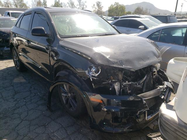 Salvage cars for sale from Copart Colton, CA: 2017 Audi Q3 Premium