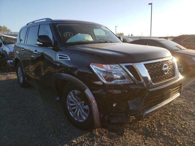 Nissan Vehiculos salvage en venta: 2019 Nissan Armada SV