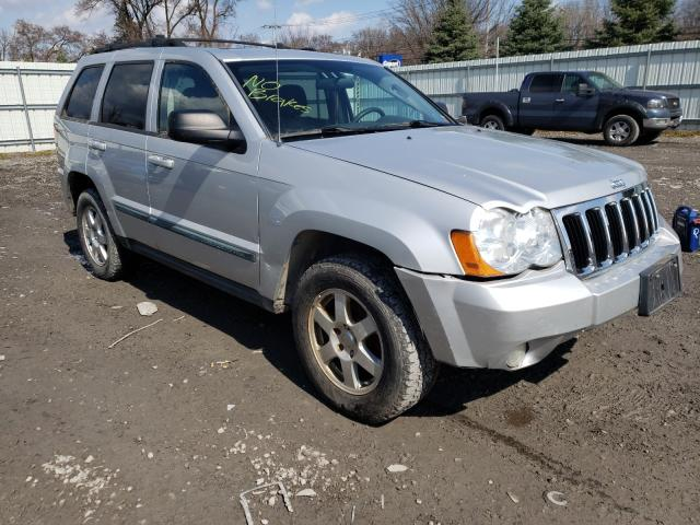 Salvage cars for sale from Copart Albany, NY: 2008 Jeep Grand Cherokee