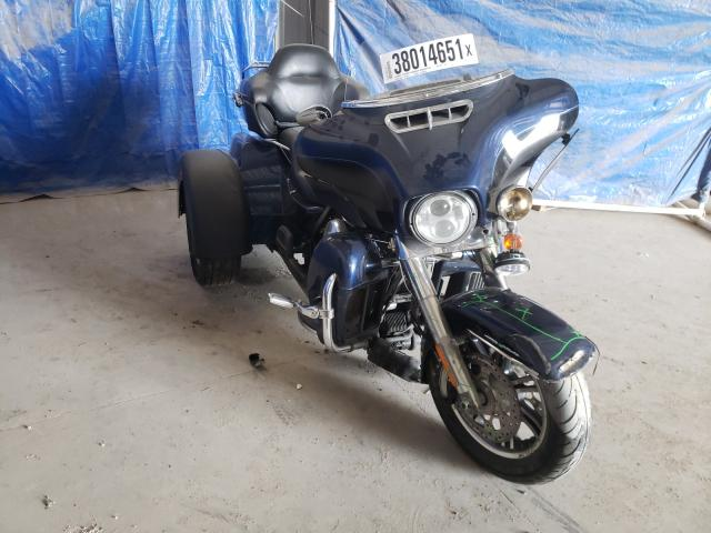 Salvage cars for sale from Copart Apopka, FL: 2014 Harley-Davidson Flhtcutg T