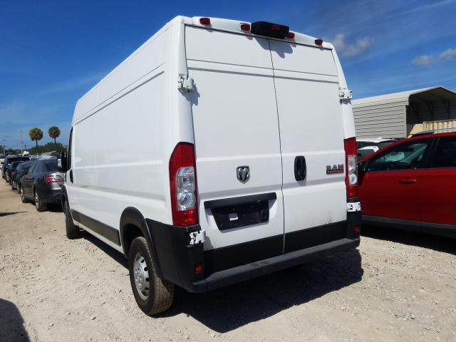 2020 RAM PROMASTER - Right Front View