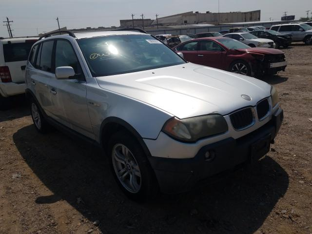2004 BMW X3 3.0I for sale in Mercedes, TX