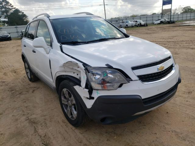 Salvage cars for sale from Copart Newton, AL: 2015 Chevrolet Captiva LS
