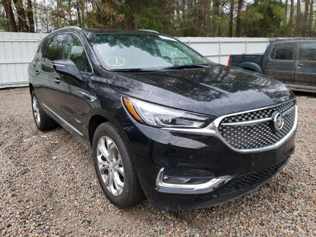 Salvage cars for sale from Copart Knightdale, NC: 2020 Buick Enclave AV