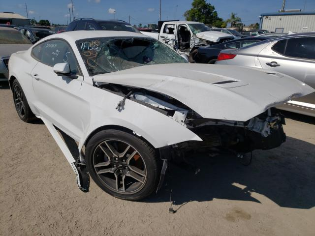 Salvage cars for sale from Copart Riverview, FL: 2020 Ford Mustang