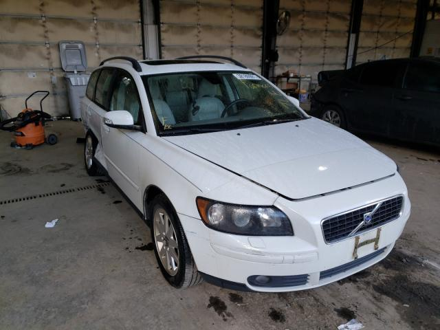 Volvo salvage cars for sale: 2007 Volvo V50 T5