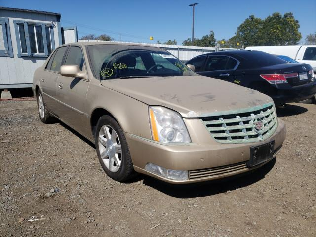 Cadillac DTS salvage cars for sale: 2010 Cadillac DTS
