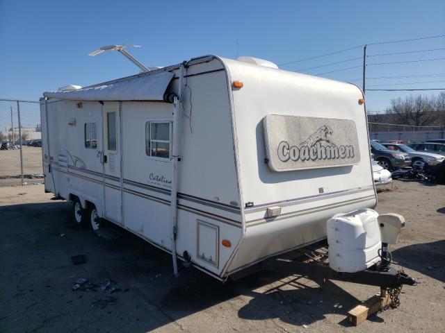 Coachmen Vehiculos salvage en venta: 2001 Coachmen Catalina