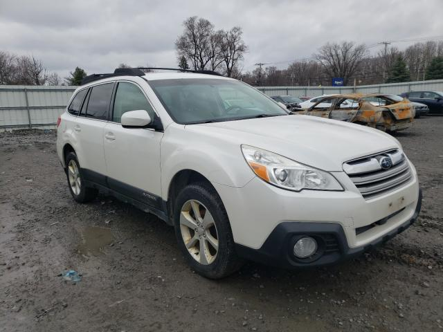 Salvage cars for sale from Copart Albany, NY: 2013 Subaru Outback 2