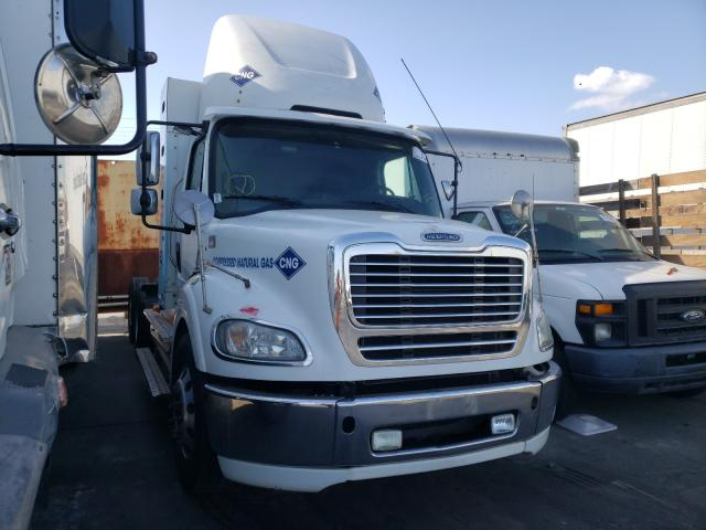 Salvage cars for sale from Copart Wilmington, CA: 2013 Freightliner M2 112 MED