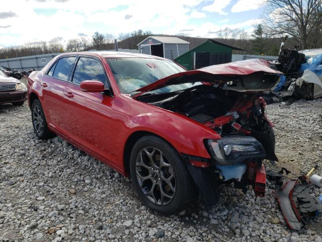 Salvage cars for sale from Copart Warren, MA: 2016 Chrysler 300 S