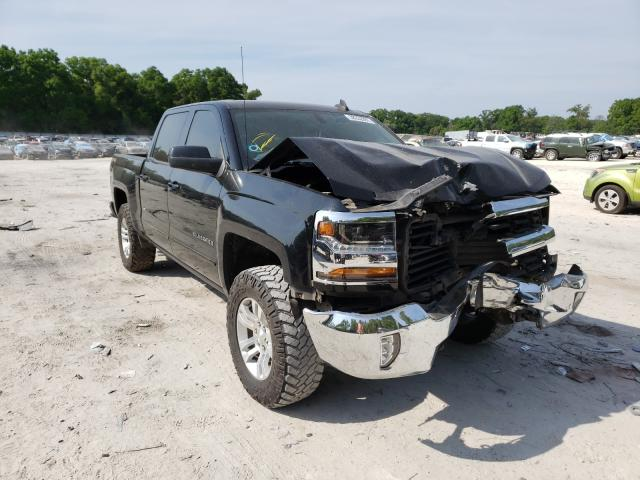 Salvage cars for sale from Copart Ocala, FL: 2017 Chevrolet Silverado