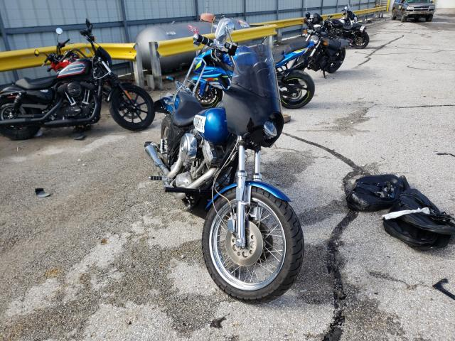 Salvage cars for sale from Copart Rogersville, MO: 2000 Harley-Davidson FXR4