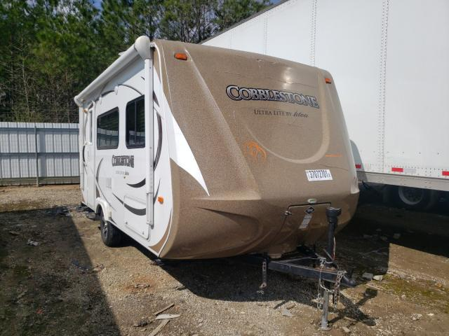 Trailers Vehiculos salvage en venta: 2014 Trailers Travellite