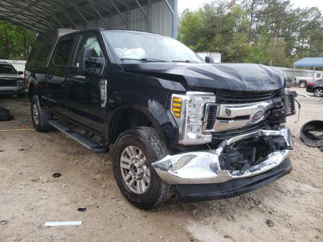 Salvage cars for sale from Copart Midway, FL: 2019 Ford F250 Super