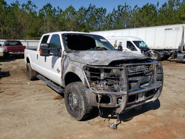 Salvage cars for sale from Copart Sandston, VA: 2016 Ford F350 Super