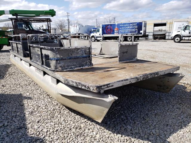 Salvage cars for sale from Copart Louisville, KY: 1984 Riverside Boat With Trailer