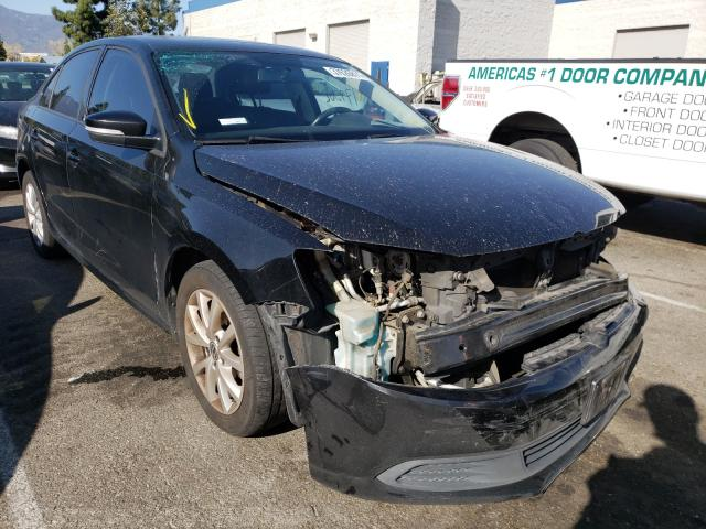 Salvage cars for sale from Copart Rancho Cucamonga, CA: 2012 Volkswagen Jetta SE
