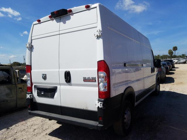 2020 RAM PROMASTER - Right Rear View