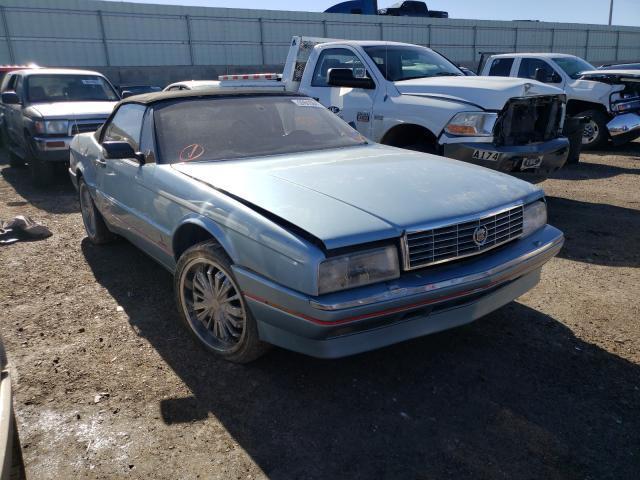 Cadillac Allante salvage cars for sale: 1992 Cadillac Allante