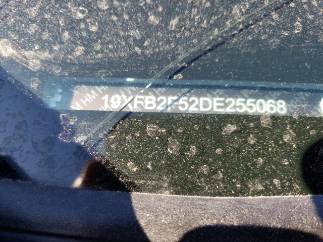 2013 HONDA CIVIC LX 19XFB2F52DE255068