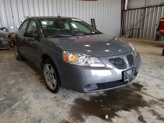 Salvage cars for sale from Copart Appleton, WI: 2008 Pontiac G6 Base