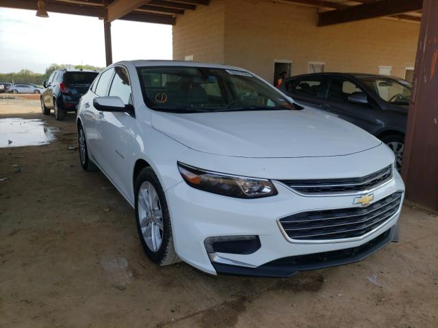 Salvage cars for sale from Copart Tanner, AL: 2018 Chevrolet Malibu LT